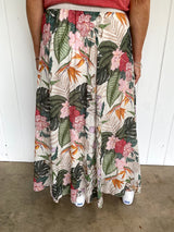 SEYCHELLES SKIRT - NATURAL COMBO