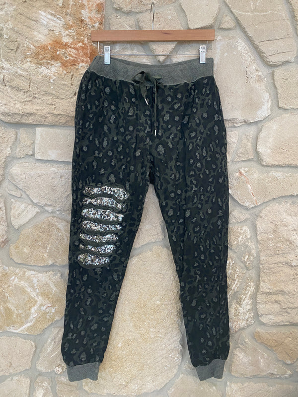ISOLA SPARKLE JOGGER