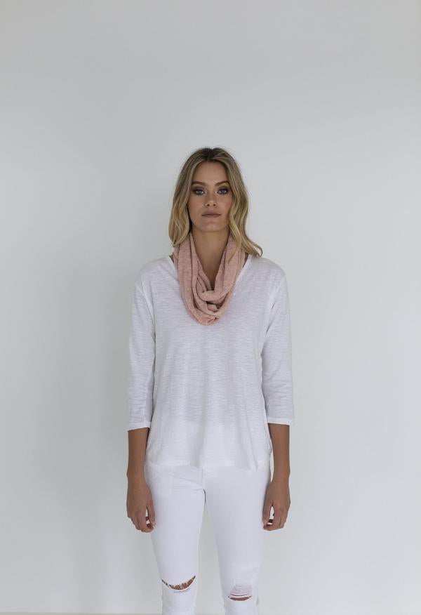 SIMPLE SNOOD - MUSK