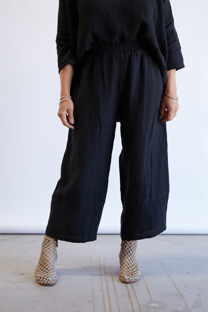 PEARCE PANT - BLACK