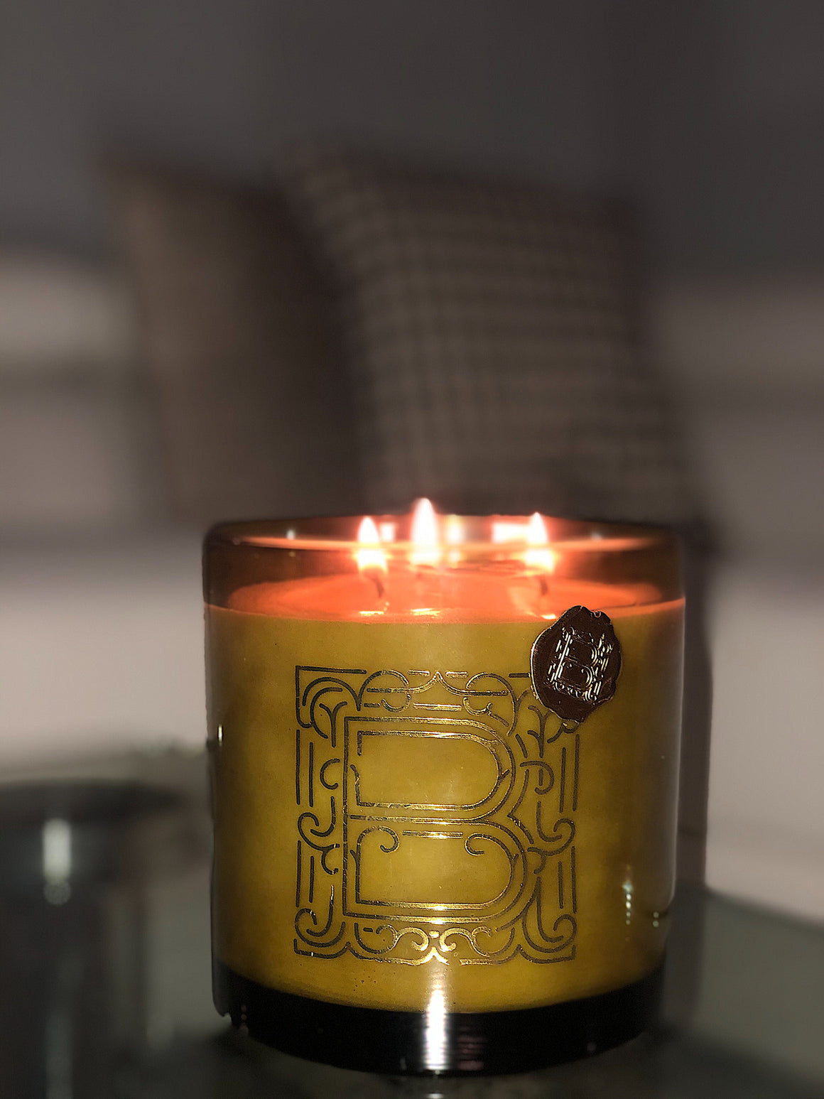 Red Currant (Large 3-wick candle)