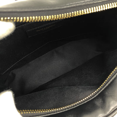 Saint Laurent Lou Camera Bag Black
