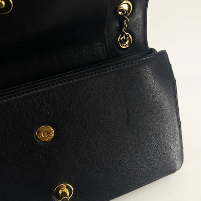 Chanel Seasonal Flap Black