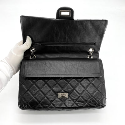 Chanel Reissue 226 Medium Black