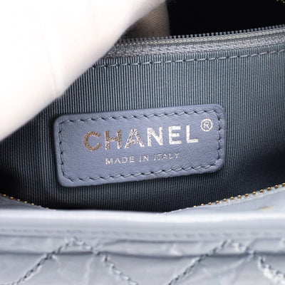 Chanel Gabrielle Hobo Medium Light Blue