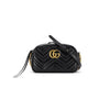 Gucci GG Marmont Small Shoulder Bag Black