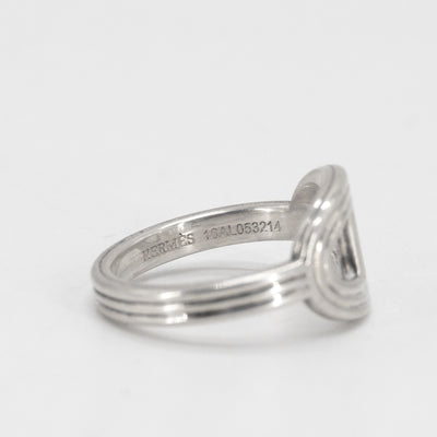 Hermes 925 Sterling Silver ring