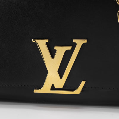 Louis Vuitton Chain Louise GM Black