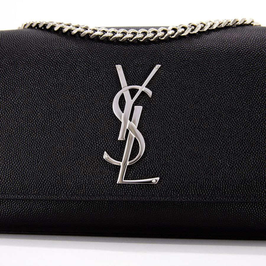 Saint Laurent Small Kate Black