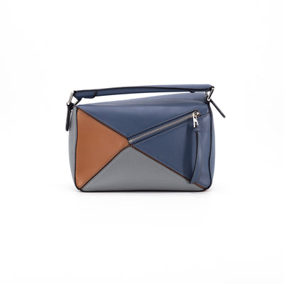 Loewe Puzzle Bag Small Multicolour