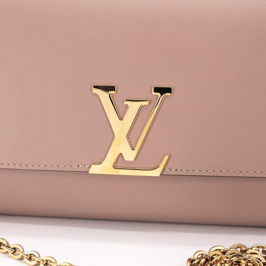 Louis Vuitton Chain Louise GM Nude