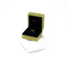VAN CLEEF & ARPELS Perlee Solitaire Diamond Ring