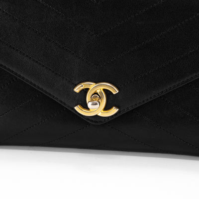 Chanel Chevron Seasonal Cross Body