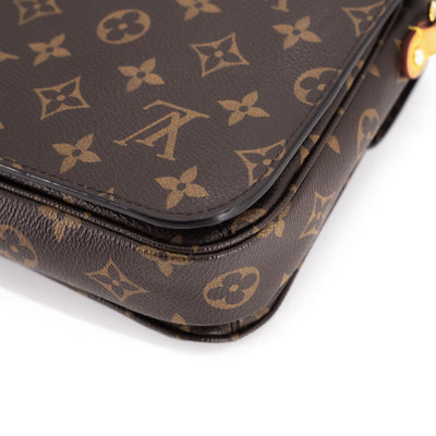Louis Vuitton Monogram Pochette Metis