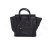 Celine Luggage Mini Black