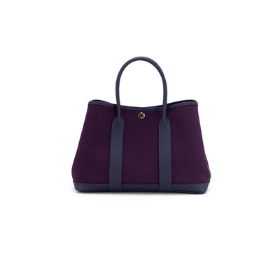 Hermes Garden Party 30 TPM Cassis/Blue Nuit 2020