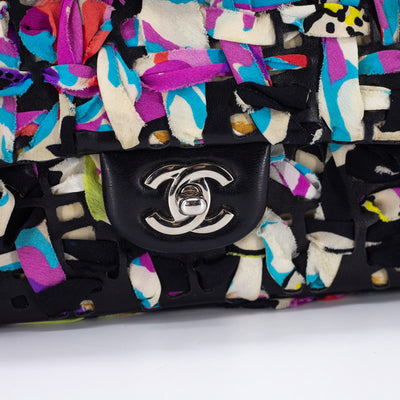 Chanel Medium/Large Classic Flap Multicolour