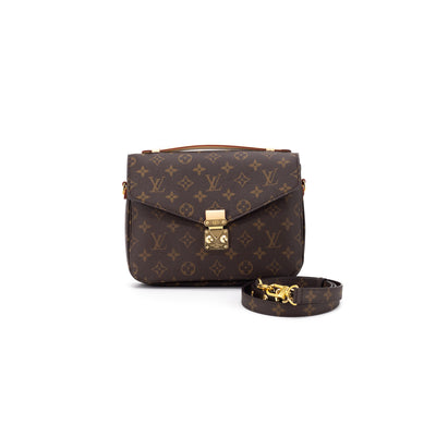 Louis Vuitton Pochette Metis Monogram