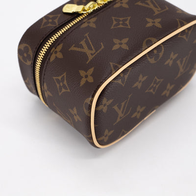 Louis Vuitton Nice Nano Monogram