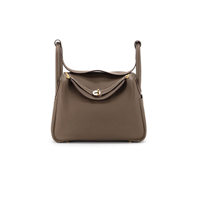 Hermes Lindy 30 Etoupe - X Stamp
