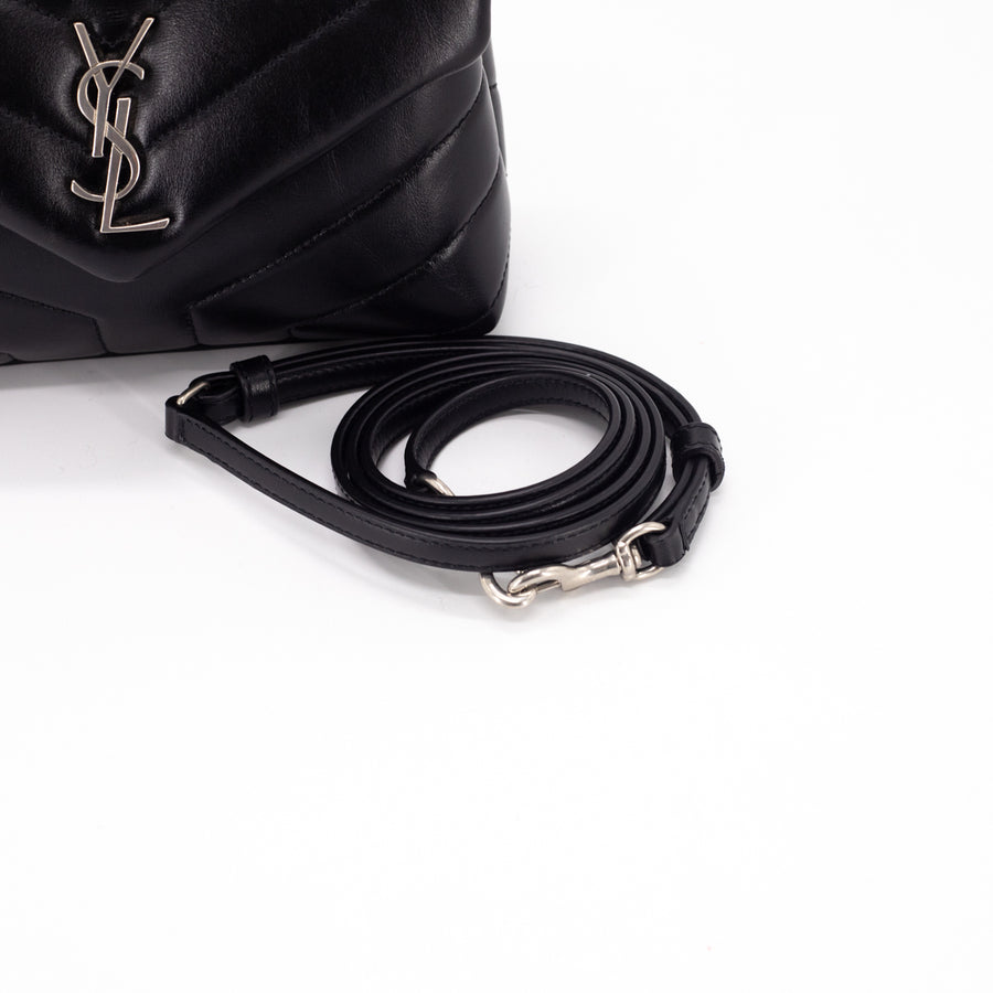 Saint Laurent Toy Lou Lou Black
