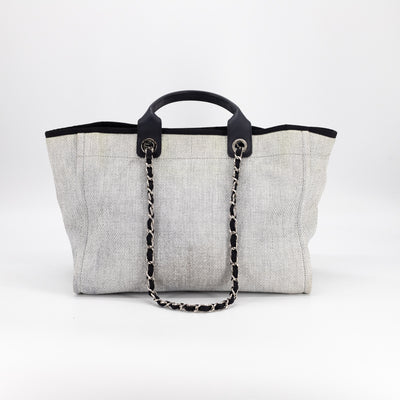 Chanel Deauville Medium Grey