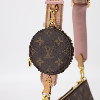 Louis Vuitton Multi Pochette Pink