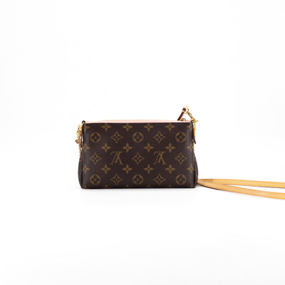 Louis Vuitton Pallas Clutch Monogram