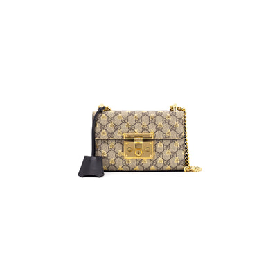 Gucci Padlock Bag Monogram