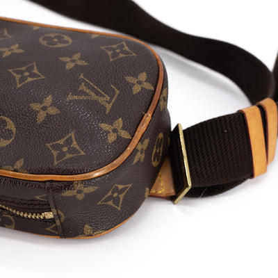 Louis Vuitton Small Satchel Monogram
