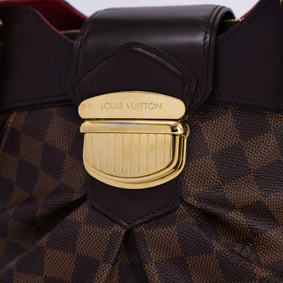 Louis Vuitton Shoulder Bag Damier Ebene