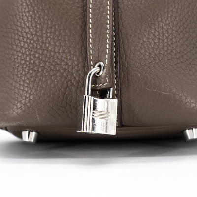 Hermes Picotin 18 etoupe - T Stamp
