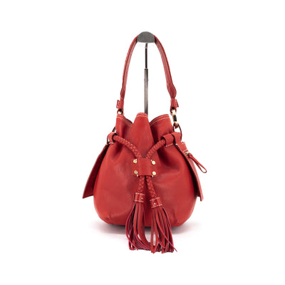 Givenchy Bucket Bag Red