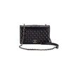 Chanel Quilted Limited Edition Wallet On Chain WOC Black