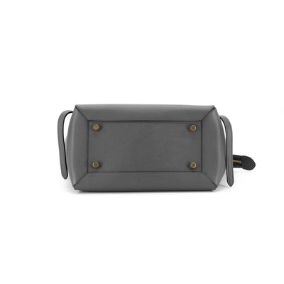Celine Mini Belt Bag Grey