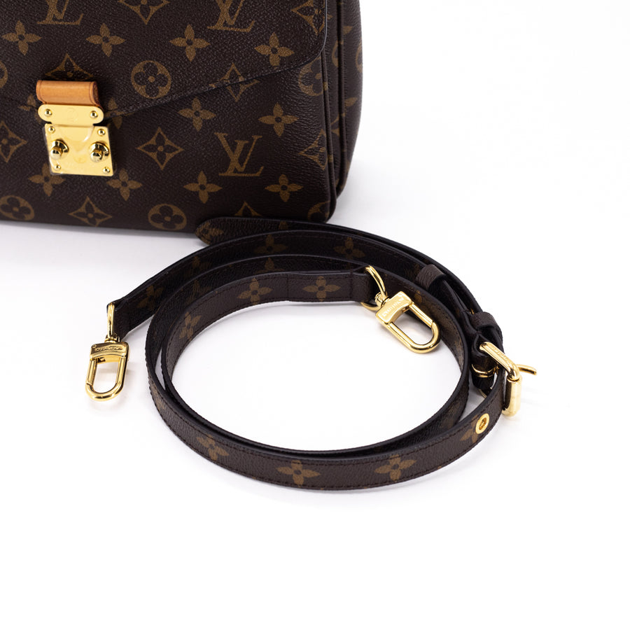 NOT FOR SALE Louis Vuitton Monogram Pochette Metis  - For Stephanie A Only