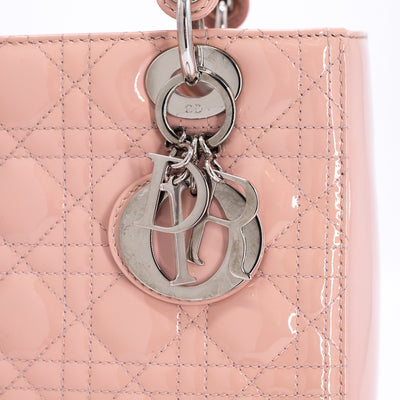 Dior Lady Dior Medium Dusty Pink