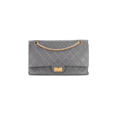 Chanel 2.55 Reissue 227 Grey