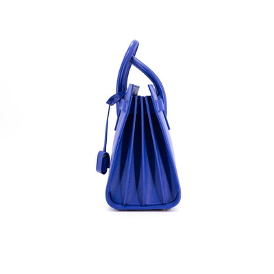 Saint Laurent Small Sac de Jour Blue