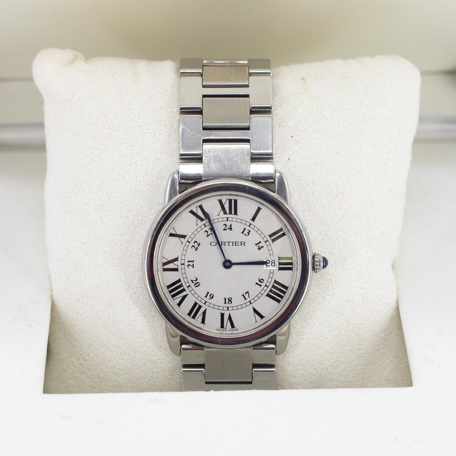 CARTIER RONDE SOLO DE CARTIER WATCH 42mm