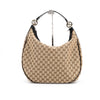 Gucci Large Monogram Hobo Tote