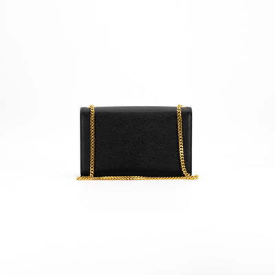 Saint Laurent Medium Kate Crossbody Black