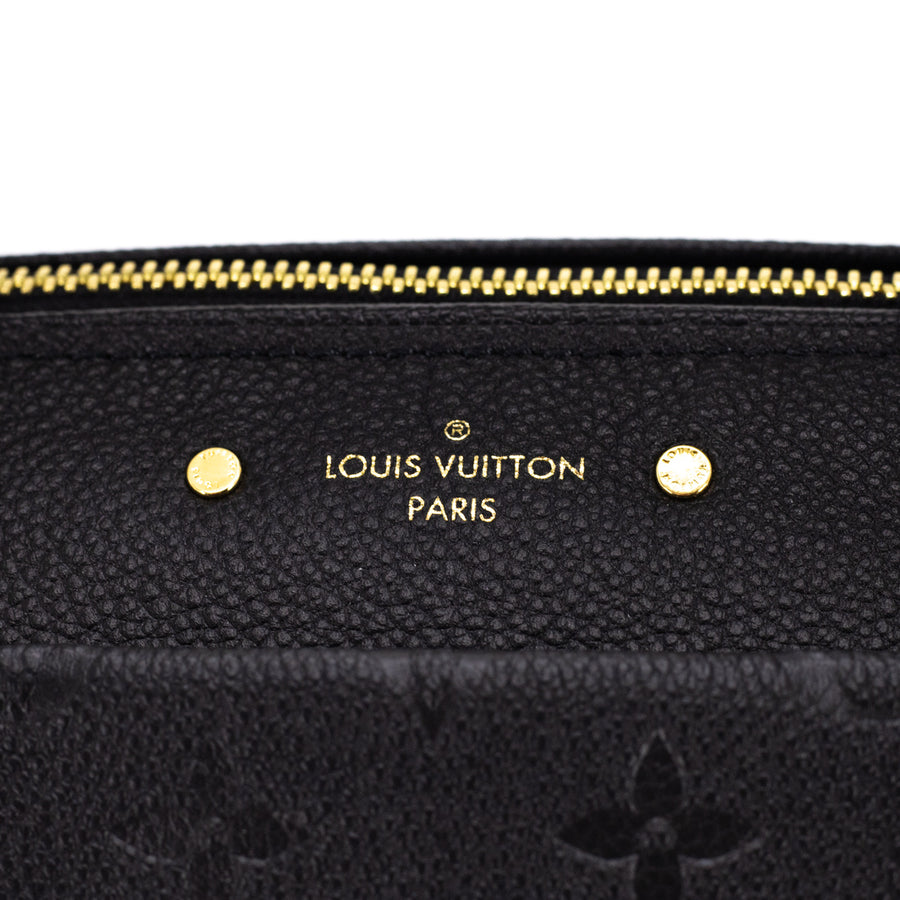 Louis Vuitton Empreinte Speedy 25B Noir