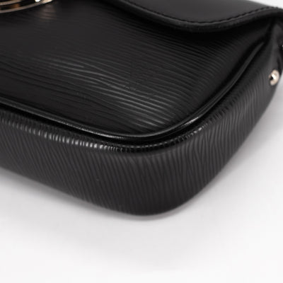 Louis Vuitton Montaigne EPI Black