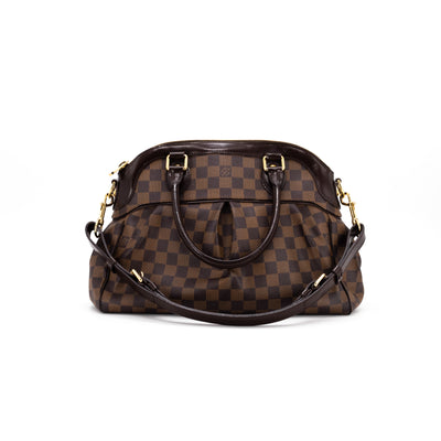 Louis Vuitton Damier Ebene Shoulder Bag