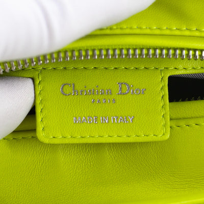 Dior Medium Lady Dior Lime