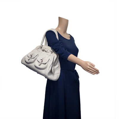 Dior Shoulder Bag off white