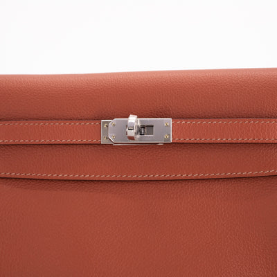 Hermes Sac Kelly Danse || Verso Blush/Rose Jaipur - Y Stamp