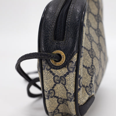 Gucci Vintage Crossbody Bag Monogram