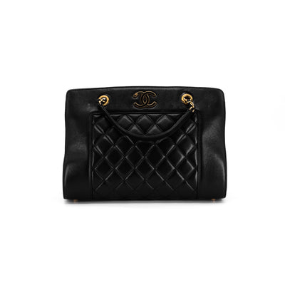 Chanel Rock In Rome Black